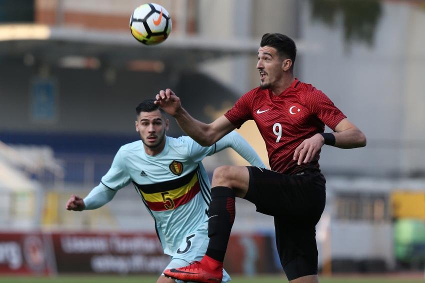 Ümit Milli Takım Belçika'ya 2-1 yenildi