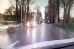 Küçük çocuk trafik kurbanı oldu