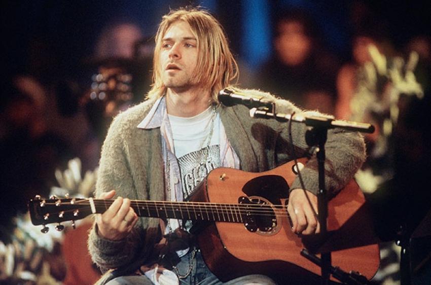 Kurt Cobain hakkında bilmediğiniz 10 şey!