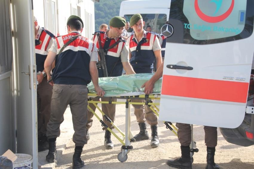 Kütahya'da vahşet. Bir kadın boğazı kesilerek öldürüldü