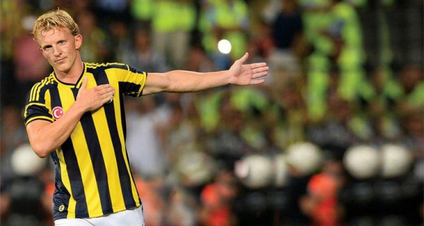Kuyt: 'Fenerbahçe'ye başka bir pozisyonda mutlaka dönmek isterim'