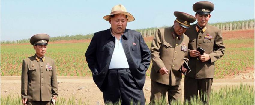 Kuzey Kore yüzyılın en büyük kuraklığını yaşıyor