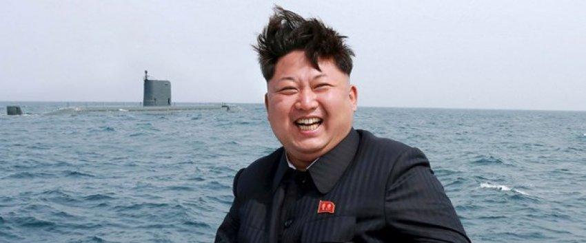Dünya diken üstünde ama 'Kim'in umrunda
