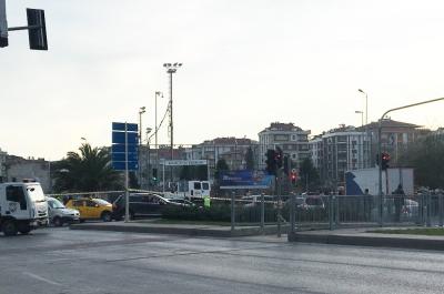 Patlayıcı yüklü minibüste PKK şüphesi