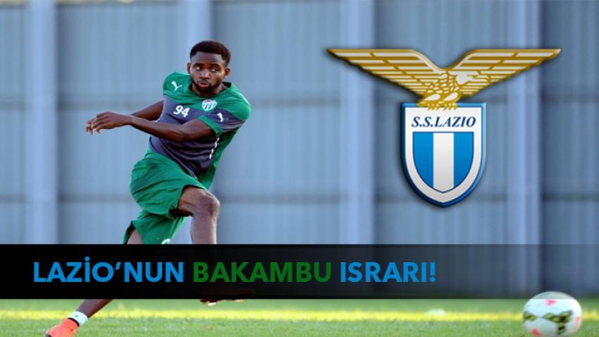Lazio'nun Bakambu ısrarı!