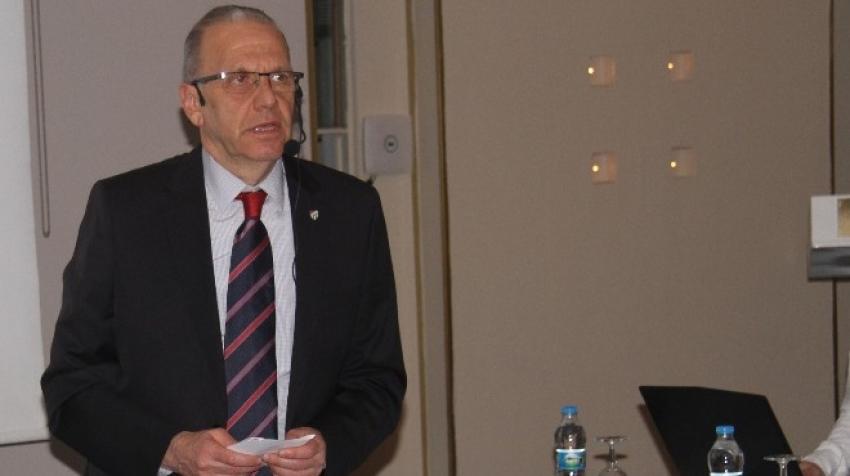 Lemi Keskin Bursaspor başkan adaylığını açıkladı!