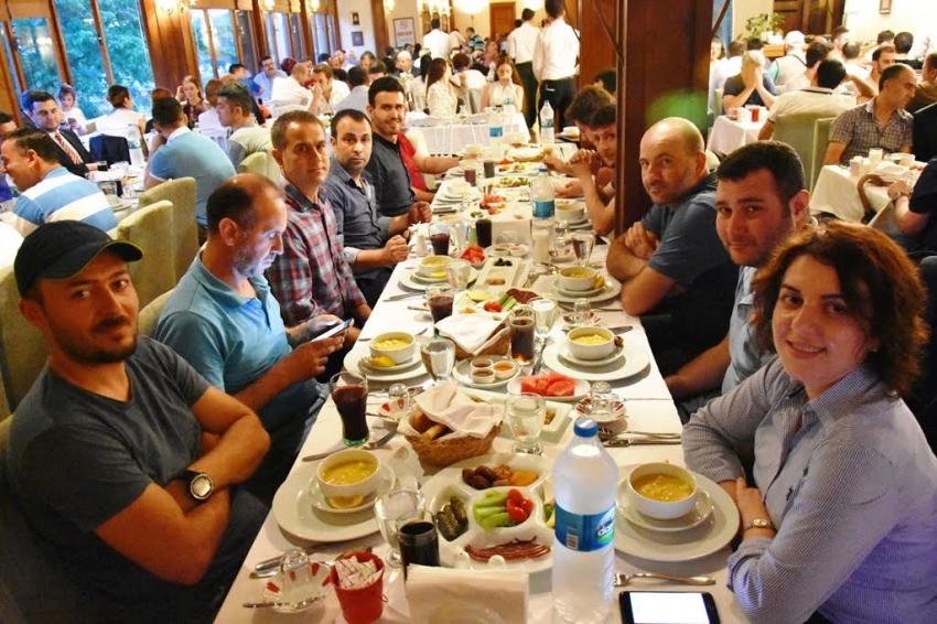 LEONI Kablo, geleneksel iftar buluşmasında çalışanlarını bir araya getirdi