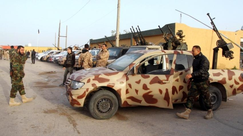 Libya'da Tunus konsolosluğuna baskın