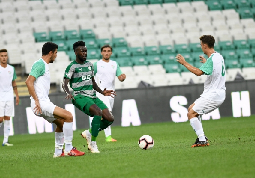 Bursaspor 1-2 Bursaspor U21