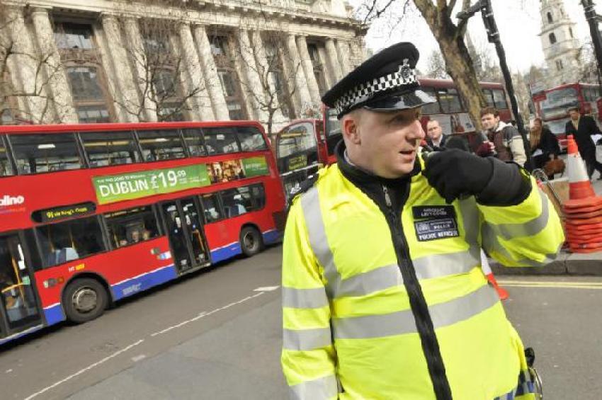 Londra'da eşi görülmemiş terör tatbikatı