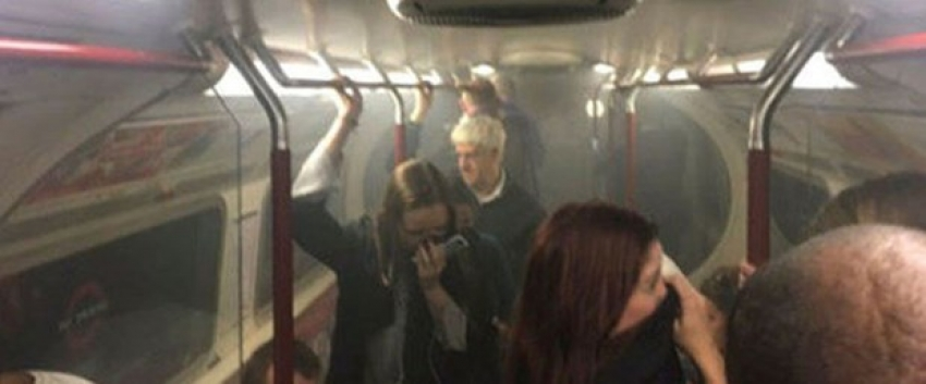 Londra'da metro istasyonu boşaltıldı!