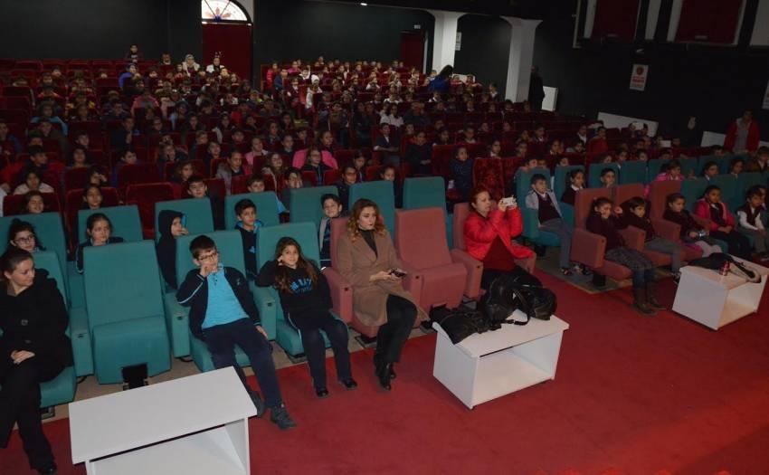 Bakır sazlar Mudanyalı öğrencilere tanıtıldı
