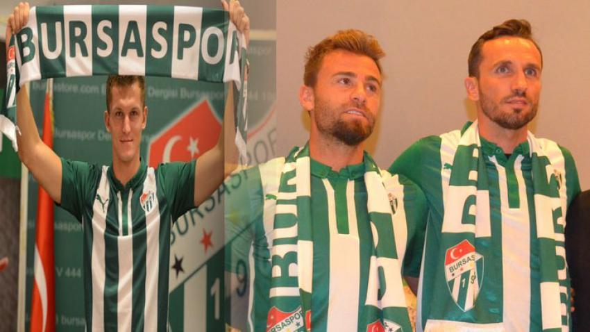 Bursaspor taraftarı transferler için neler dedi?