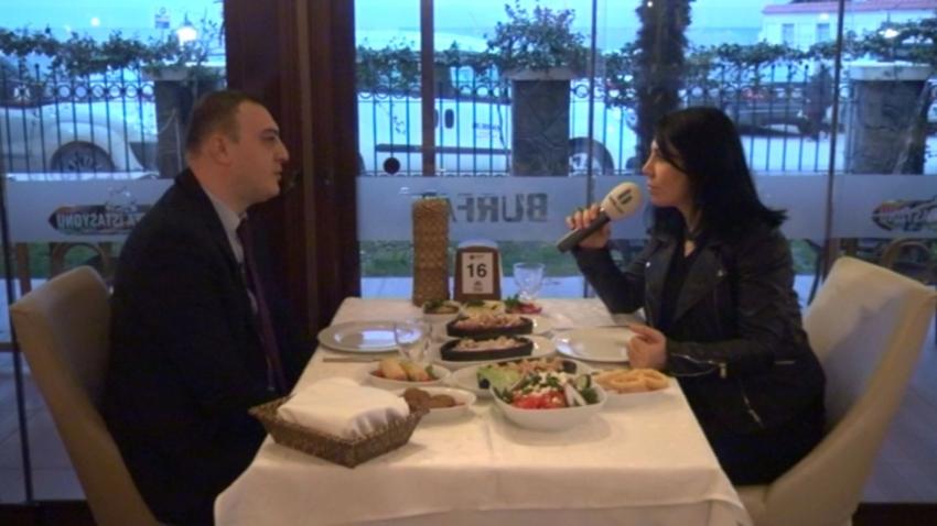 "Bursa'da balık denince, ""Mudanya Sosyal Tesisi"""