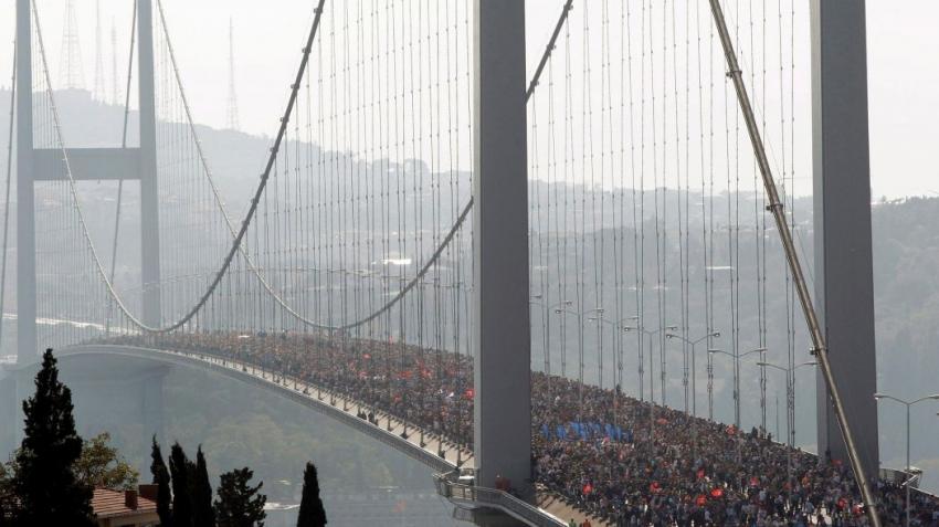 İstanbul Maratonu için İnegöl'de kayıtlar başladı