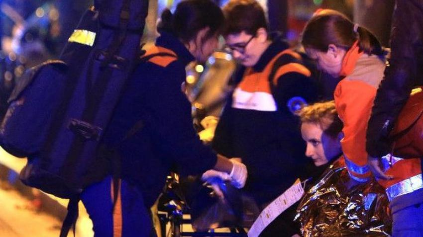 Paris'te bombalı saldırı, en az 153 ölü!