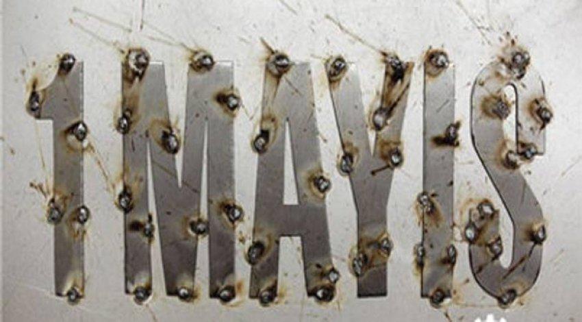 Efsane 1 Mayıs afişleri