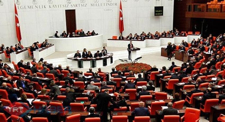 Meclis Başkanlığı'nda ikinci tur sonuçları