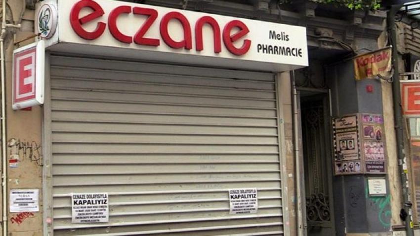 Melis Eczanesi'nde koronavirüs kaynaklı ikinci ölüm gerçekleşti