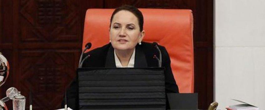 Meral Akşener savcılığa suç duyurusunda bulundu