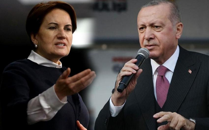 Akşener'den Erdoğan'a destek!