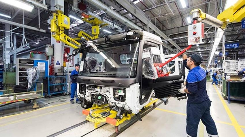 Otomobil devi Türkiye'de üretime ara verdi