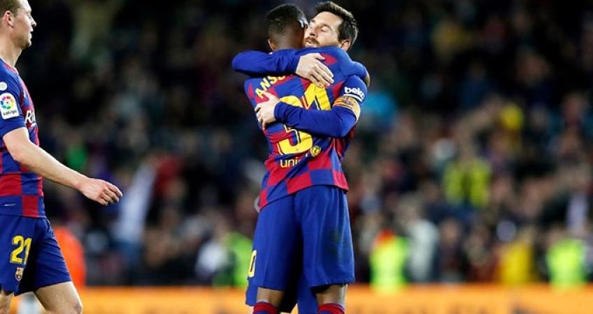 La Liga'da tarihi rekor