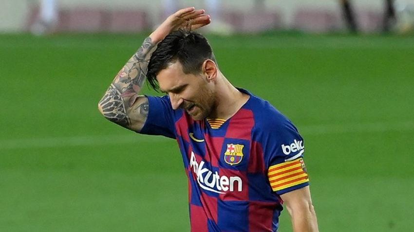 Messi'den yönetime ağır eleştiri
