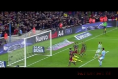 Messi'den akıl almaz penaltı organizasyonu