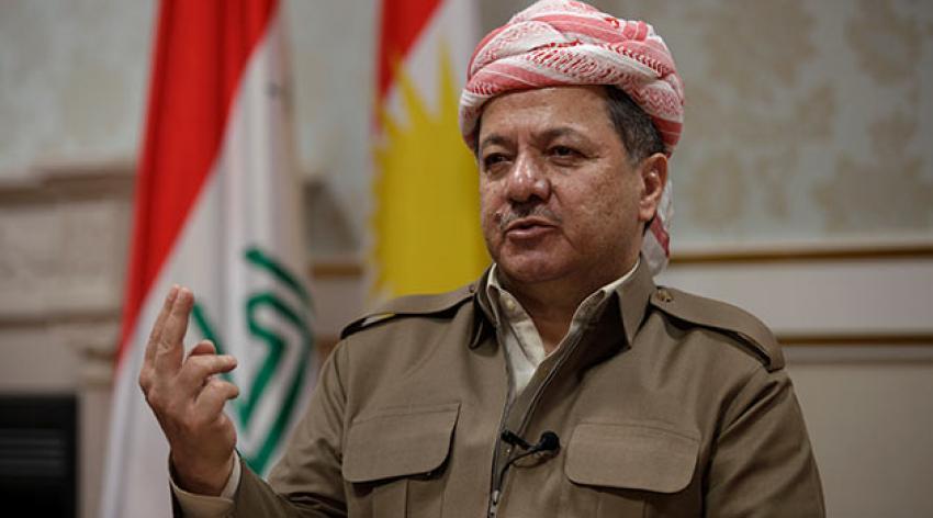 """""""Kürtler çatışmanın bir parçası değil"""""""
