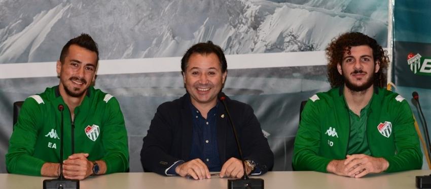Bursaspor Kulübü'nden imza açıklaması