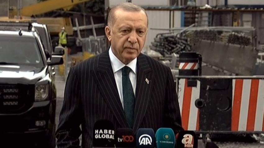 Cumhurbaşkanı Erdoğan'dan Mesut Yılmaz açıklaması