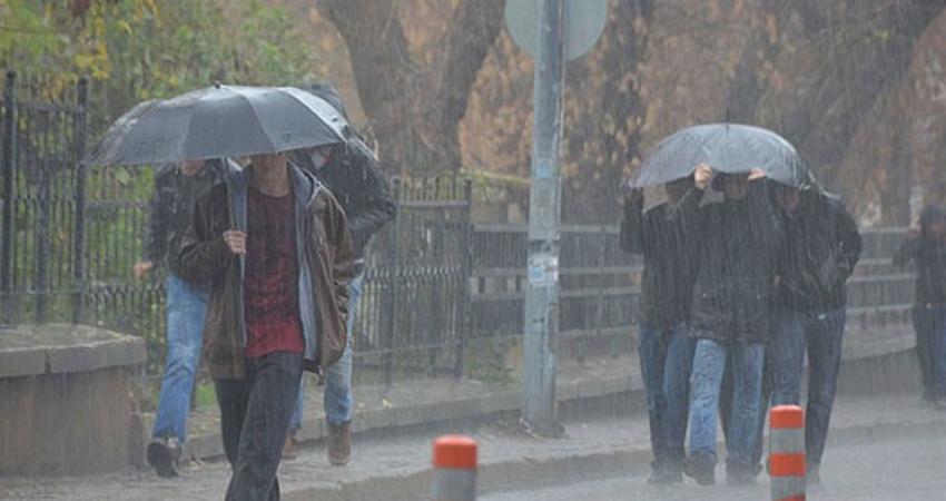 Meteoroloji'den Ankara'ya yağış uyarısı