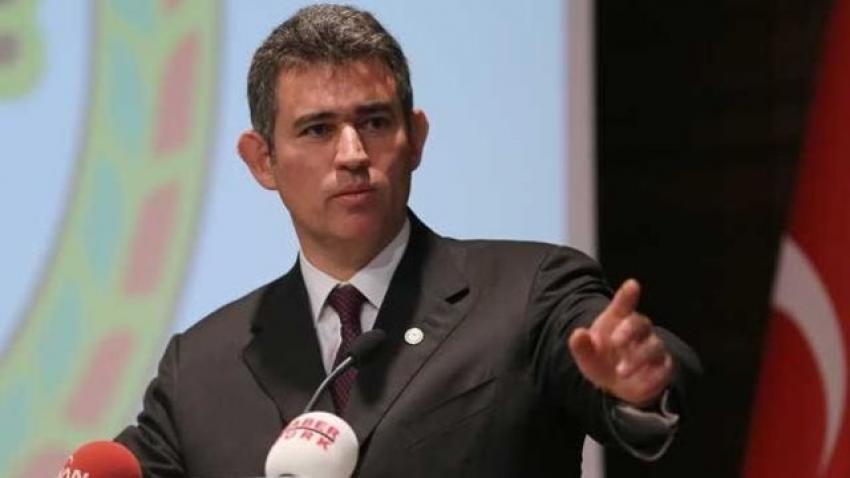 Feyzioğlu'ndan Ankara Barosu'na hodri meydan