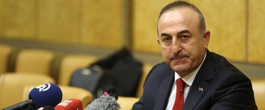 """Çavuşoğlu: """"Bundan sonraki hedef..."""""""