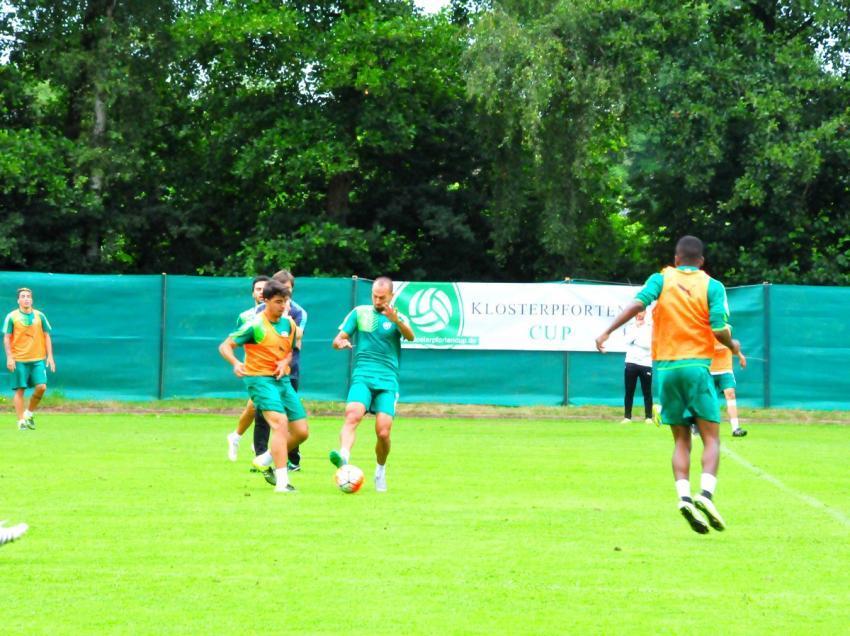 Bursaspor kamp günlüğü (22 Temmuz)