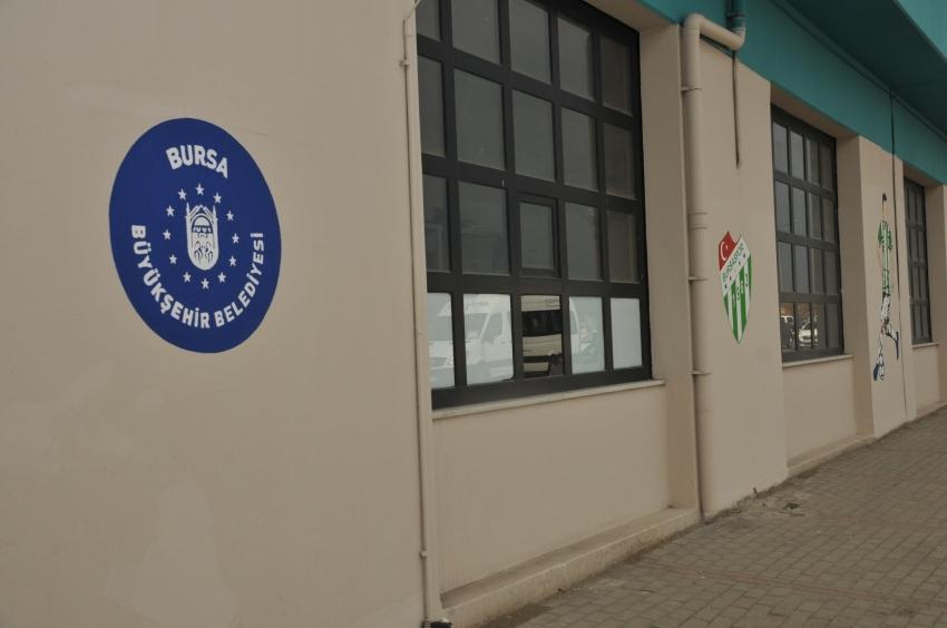 Bursaspor istasyonu için ilk adımlar atıldı