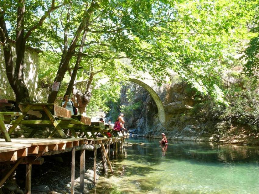 Kazdağı'nda saklı bir cennet: Adatepe
