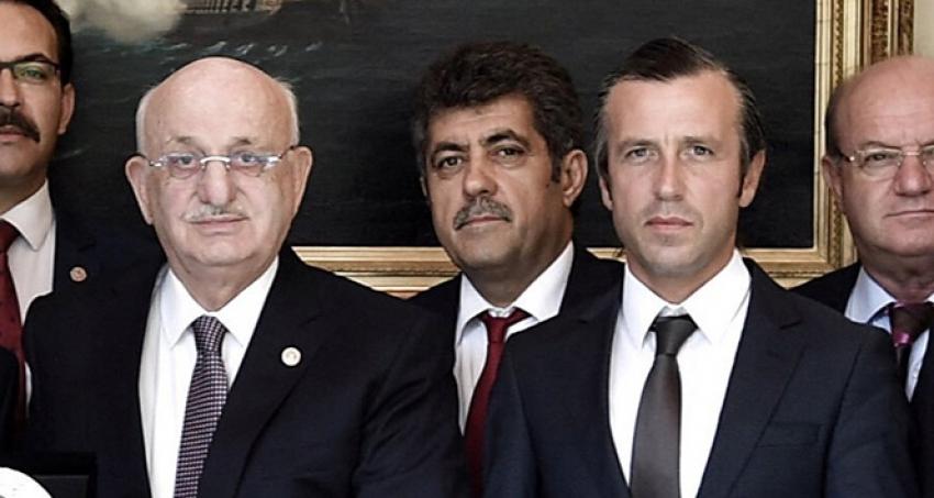 Zonguldak Milletvekili adaylığı için ilk istifa TBMM'den geldi