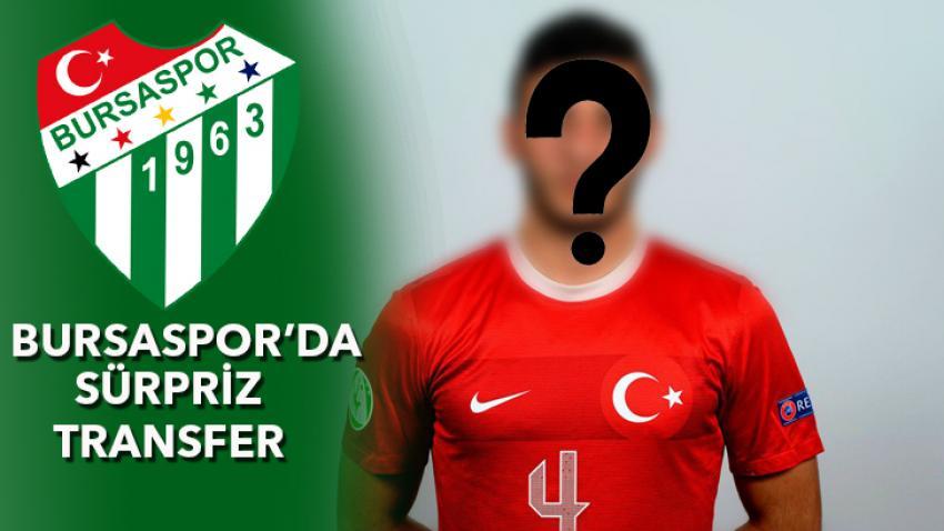 Türk Milli Takım stoperi Bursaspor'da