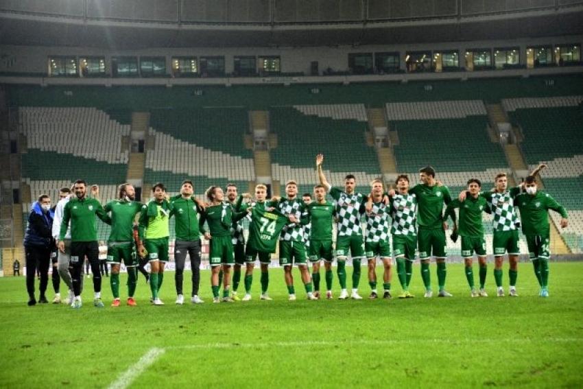 Bursaspor'da büyük değişim