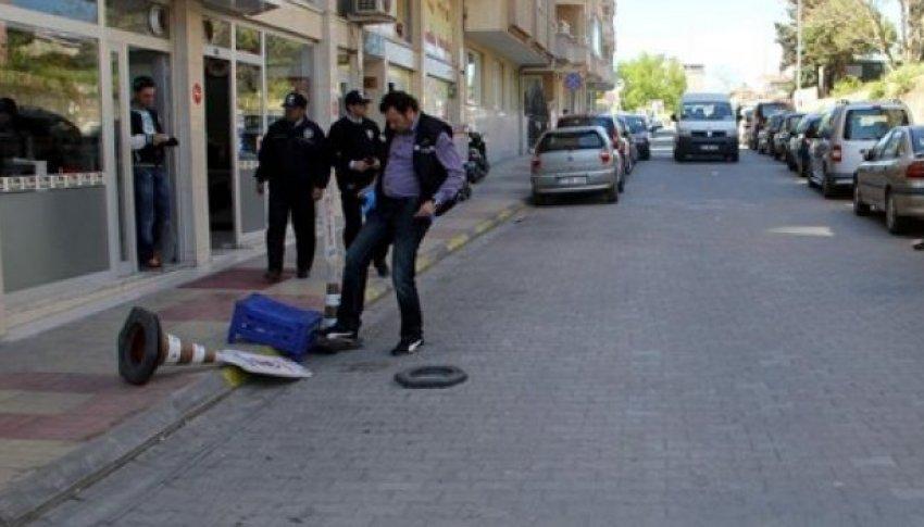Sokak ortasında vurdular