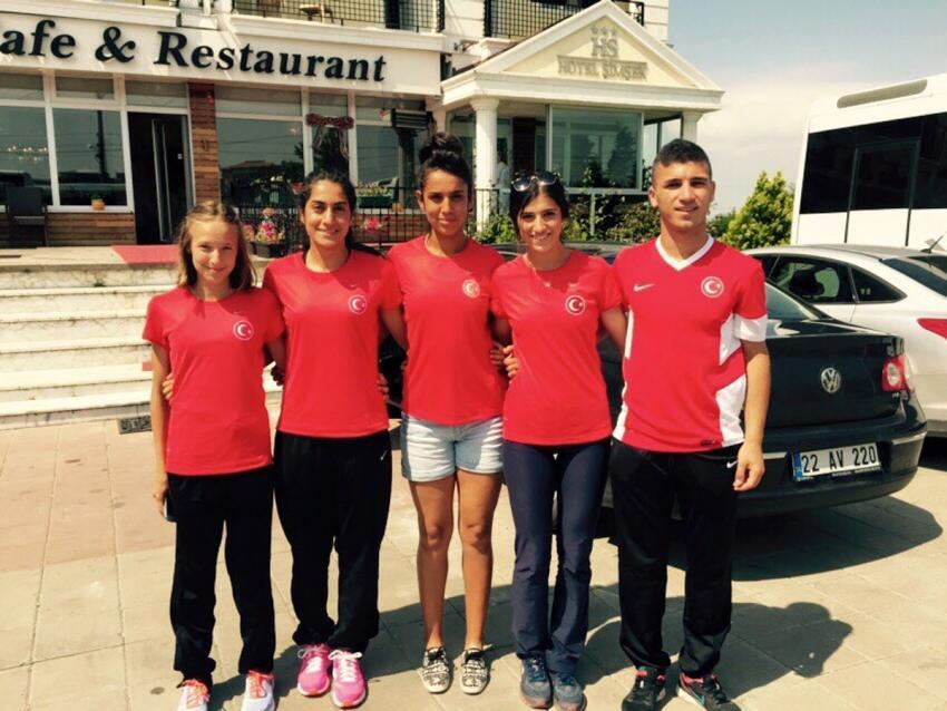 Osmangazili Atletler Milli Takımlarda