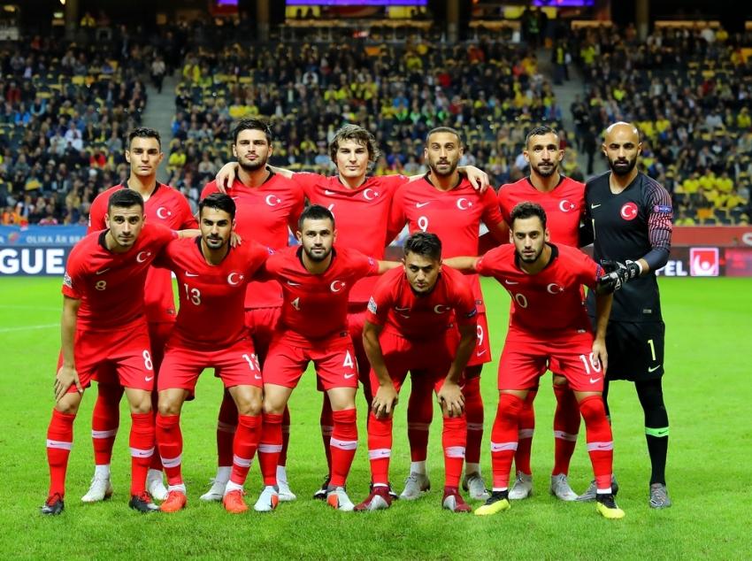 İsveç 2-3 Türkiye