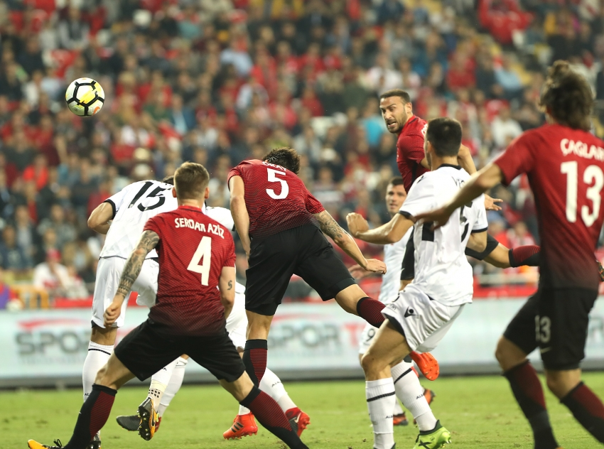 Türkiye 2-3 Arnavutluk