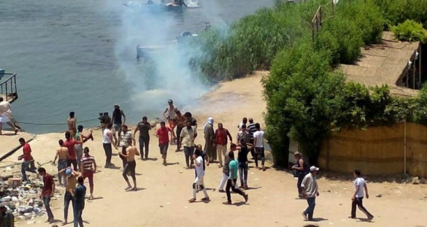 Mısır'da çatışma: 1 ölü, 56 yaralı