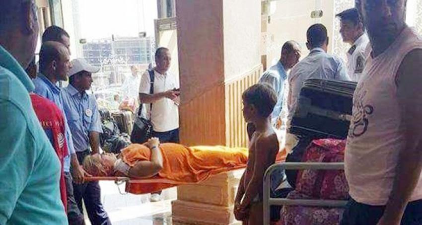 Mısır'da Ukraynalı turistlere bıçaklı saldırı
