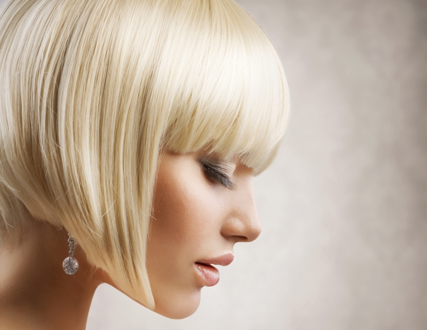 Sarı saç bakımı için 7 altın öneri