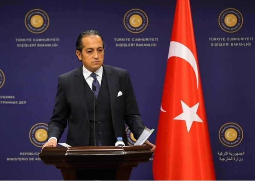 """Müftüoğlu: """"Viyana Büyükelçiliğimizi de hedef alan..."""""""