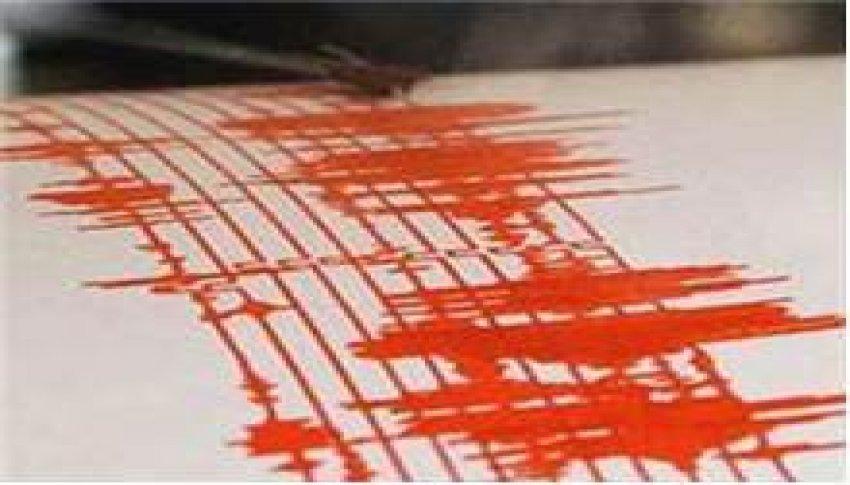 Muğla'da panik yaratan deprem
